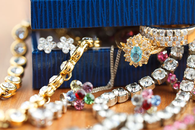 How to Identify the Different Categories in Women's Jewelry