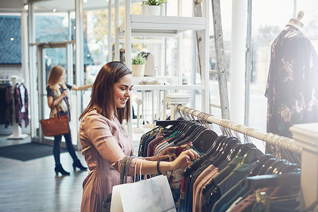 3 Strategies for Successful Clothes Shopping