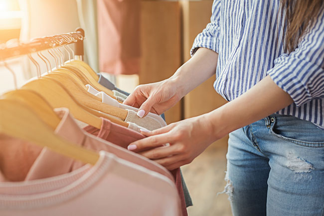 The Top 3 Clothing Shopping Mistakes